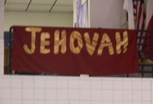 Jehovah Banner